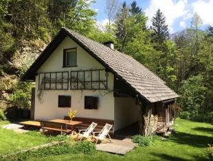 2 bedroom Detached house in Zgornje Jezersko, Kranj