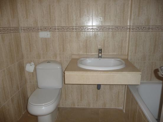 1 of 3 bathrooms