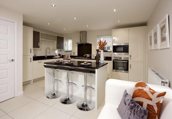Lincoln kitchen