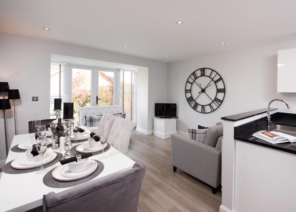 Fawley kitchen/dining