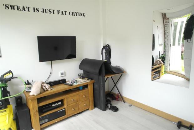Gym or Garage