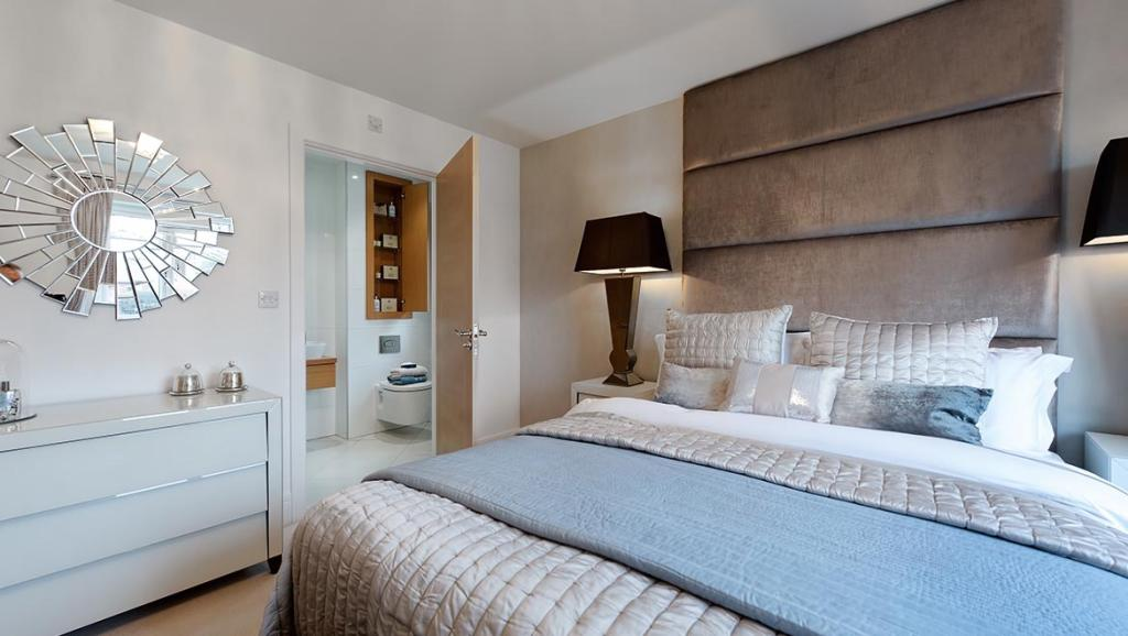 Bedroom The Rosebury Avant Homes