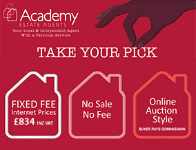 Get brand editions for Academy Estate Agents, Widnes