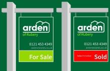 Arden Estates, Rubery