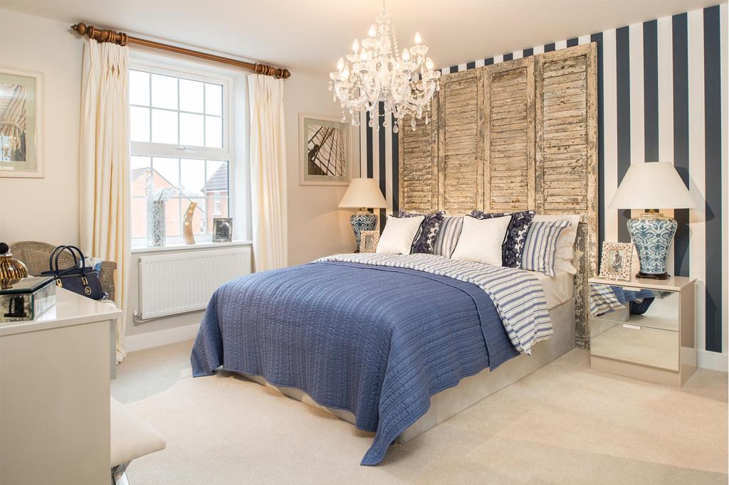 Holden master bedroom