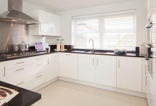 The Avondale kitchen