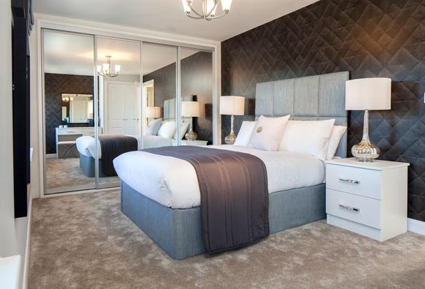 Avondale bedroom