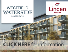 Get brand editions for Linden Homes South-East, Westfield Waterside, Earlsfield