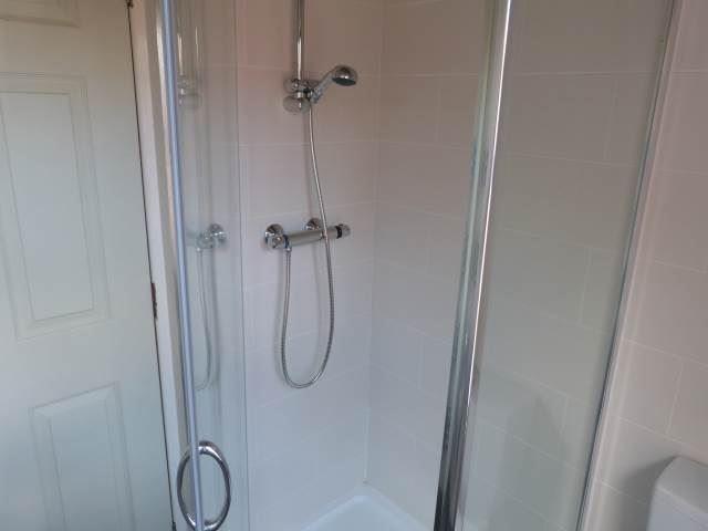 Bathroom 1 - shower