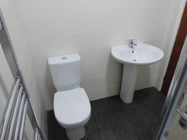 Bathroom 2 - toilet