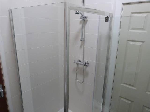 Bathroom 2 - shower