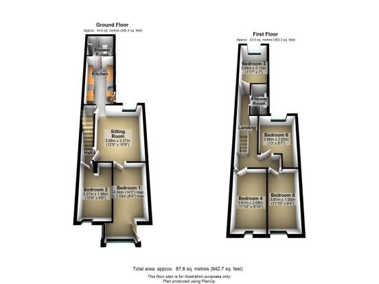 Elm Place Floor Plan