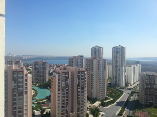 Apartment for sale in Istanbul, Bahcesehir