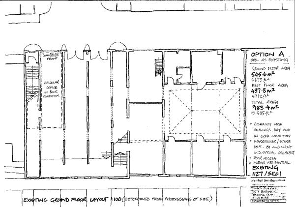 Grd Floor layout