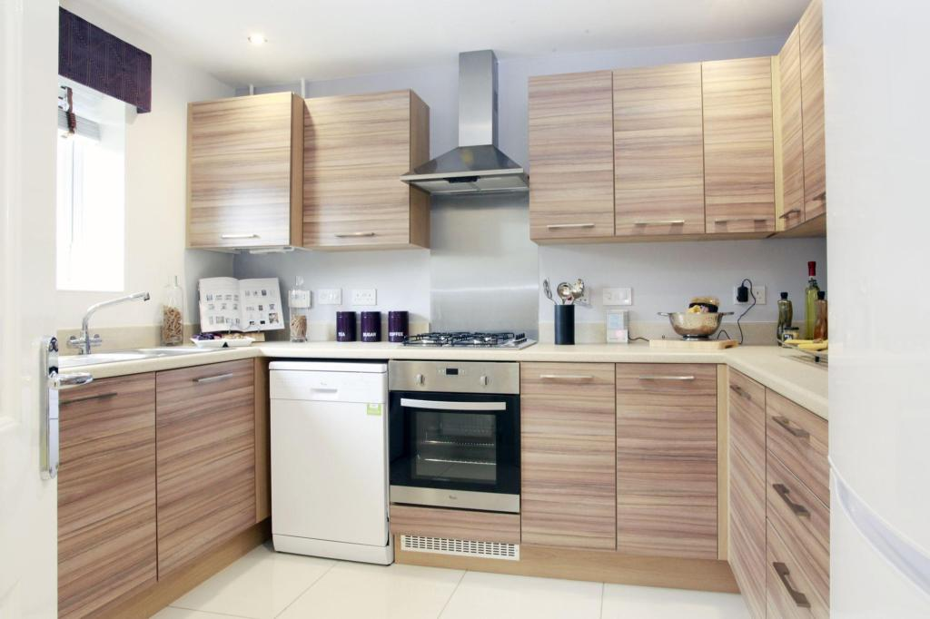 Two bedroom Buckminster kitchen