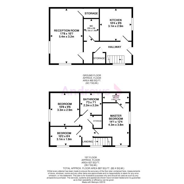35 Mellowes Road Floor Plan