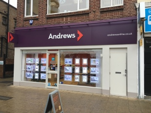 Andrews Estate Agents, Romfordbranch details
