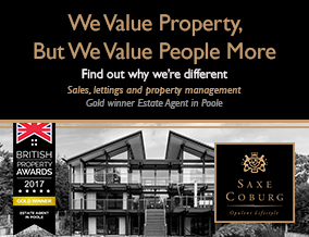 Get brand editions for Saxe Coburg , Canford Cliffs