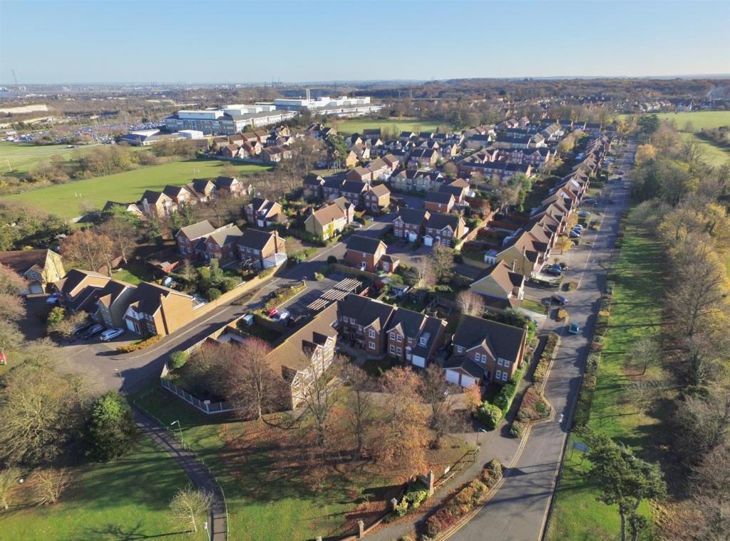 Aerial Photo of Dare