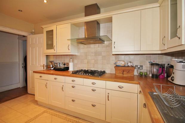 Reverse of Kitchen