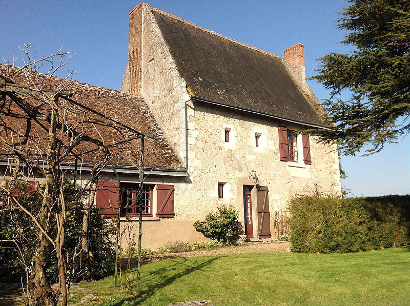 4 bed Character Property for sale in Centre, Loir-et-Cher...