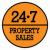 24.7 Property (Glasgow) Ltd, Glasgow Sales logo