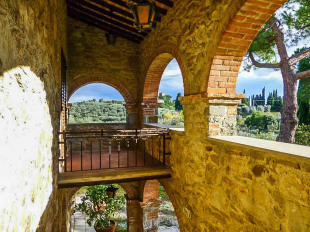 2 bed Country House in Tuscany, Arezzo...