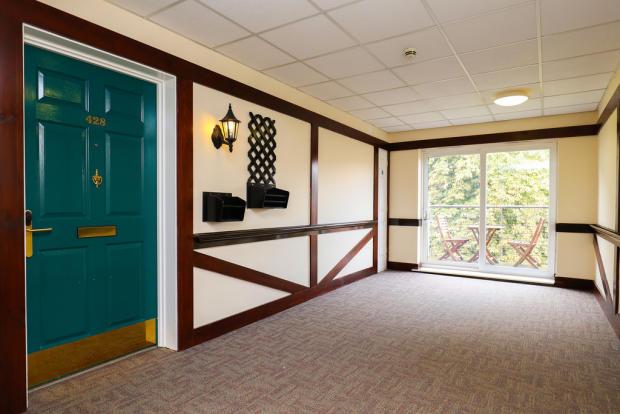Hallway / Balcony...