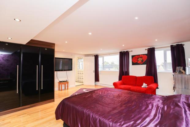 Bedroom 1 - Attic...