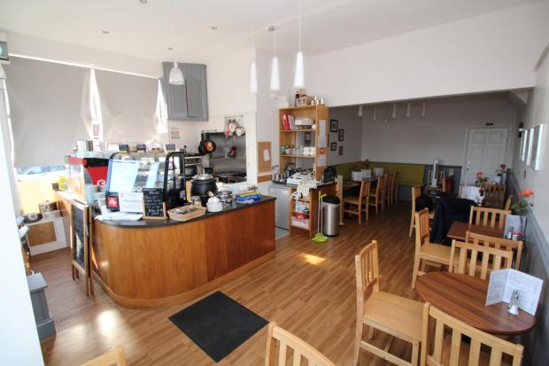 1 Booker Ave - Cafe