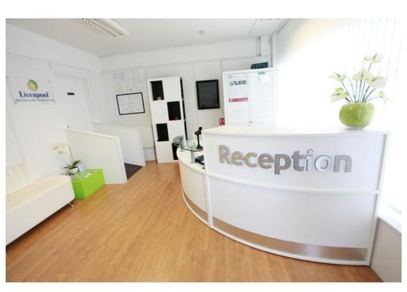 Communal Reception/Waiting Area