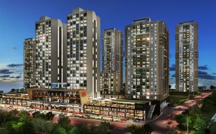 2 bed Apartment for sale in Istanbul, B�y�k�ekmece...