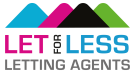 LET FOR LESS, Hertfordshire - Lettings branch logo