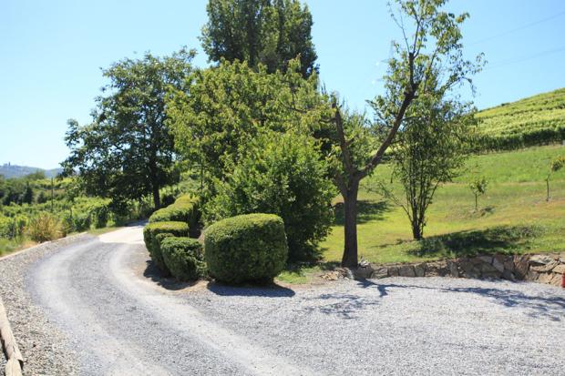 Private driveway