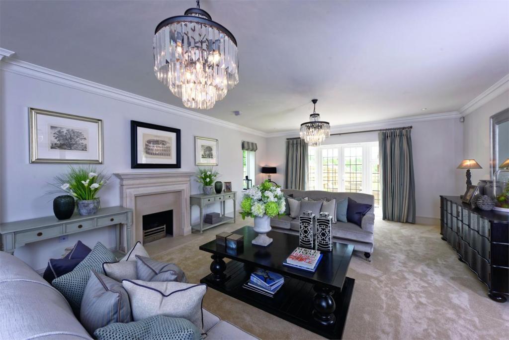 Linden Homes,Lounge
