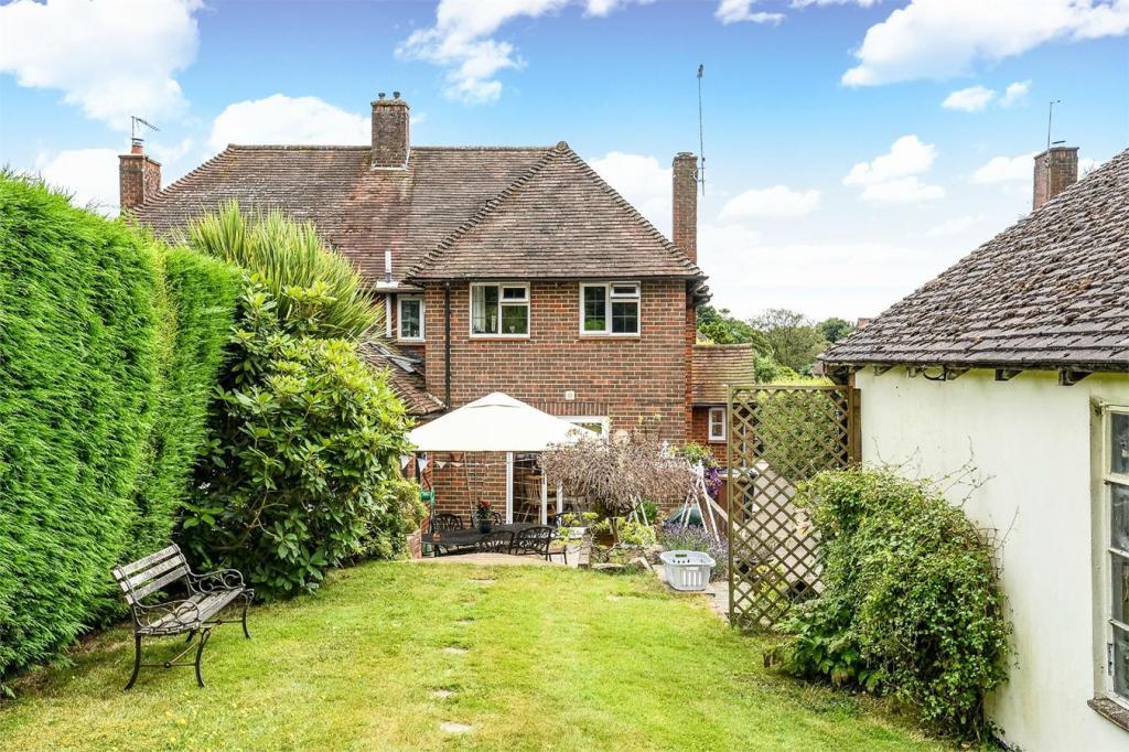 3 Bedroom Semi Detached House For Sale In Tilford Farnham Surrey Gu10