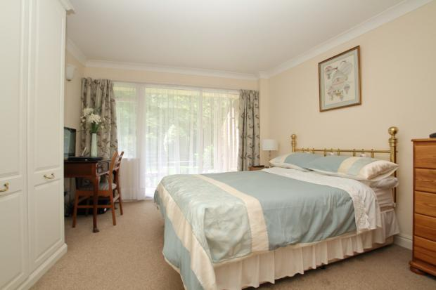 Stockwood Chase Master bedroom