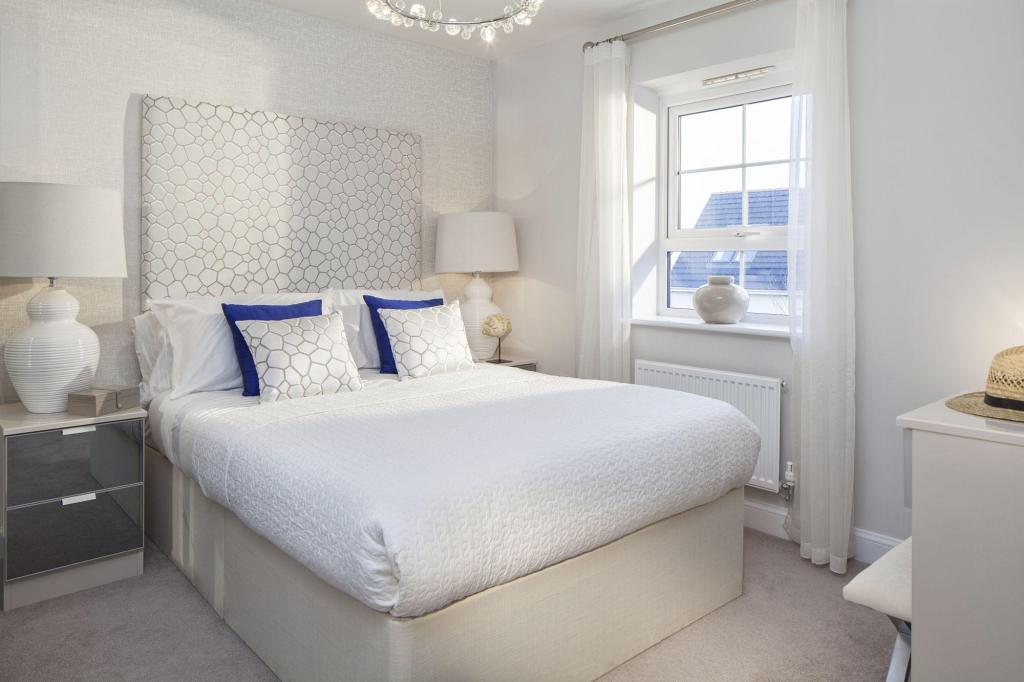 Typical Kington second bedroom