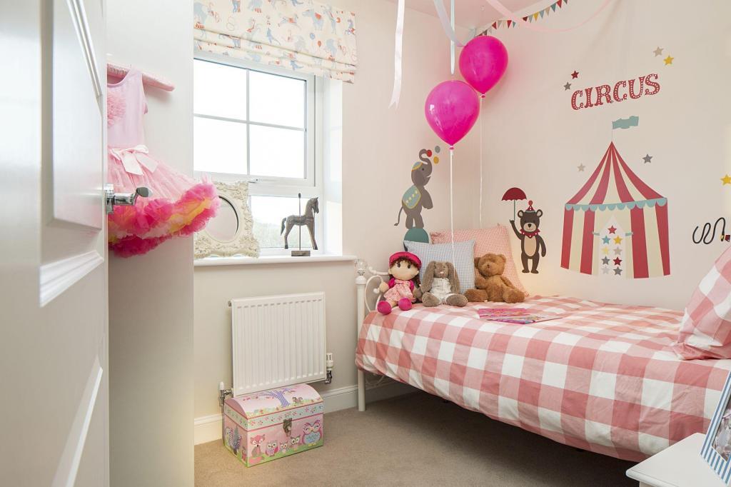 Typical Kington fourth bedroom
