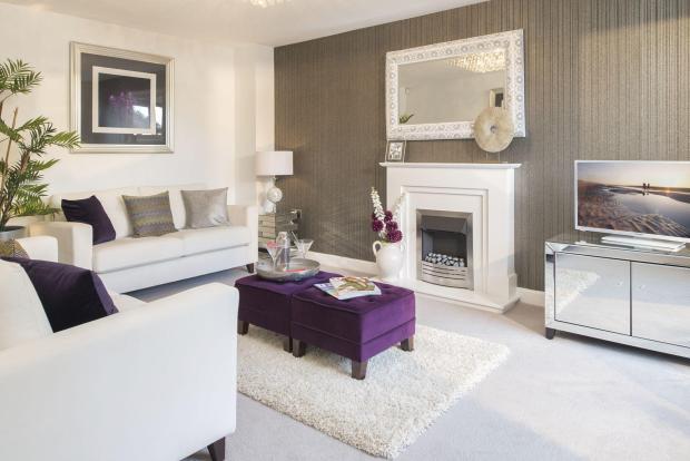 Typical Kington lounge