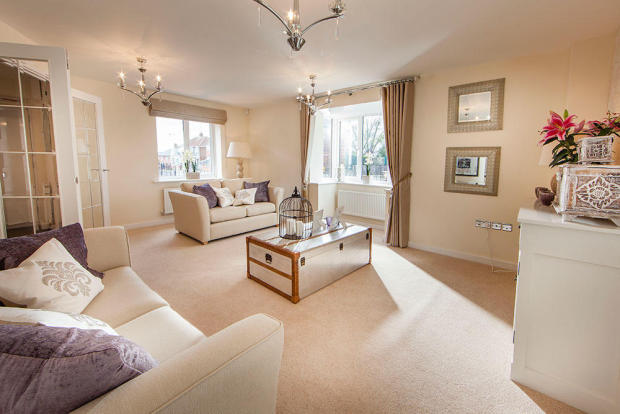 Scotswood showhome