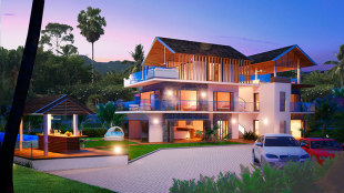 new development in Koh Samui