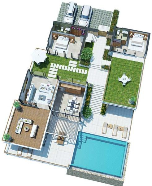 Upper Villas Level 2