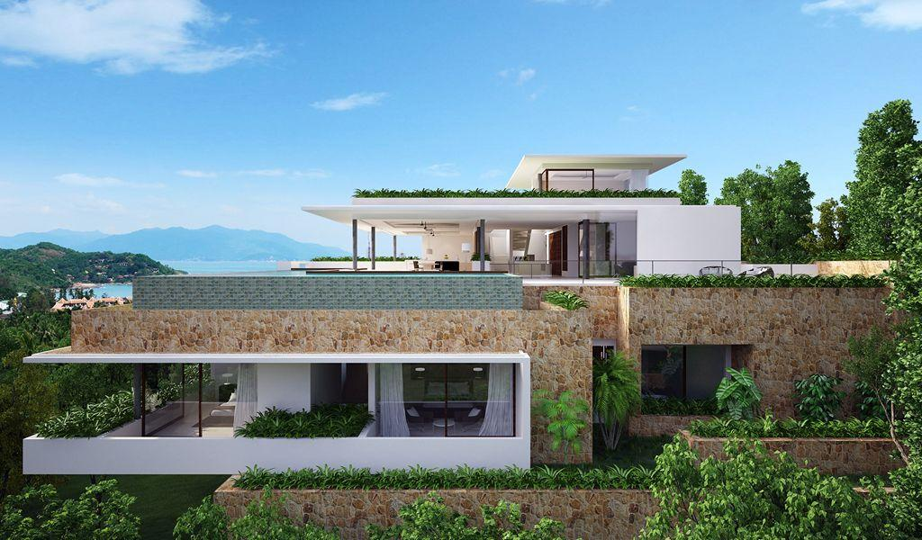 Detached Villa in Koh Samui