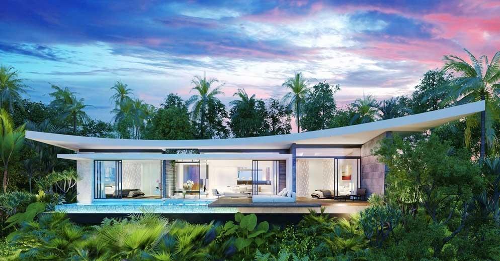 3 bed Villa for sale in Bo Phut, Thailand