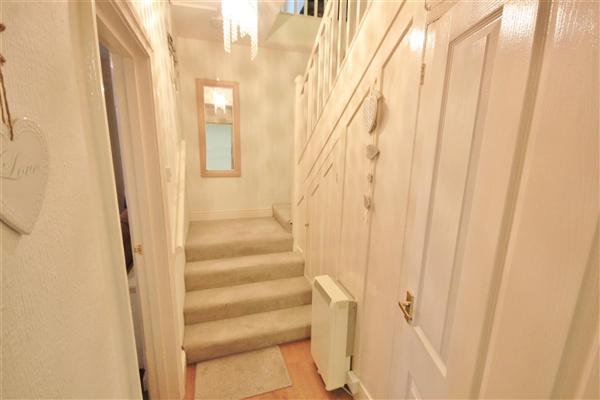 Hallway and Cellar
