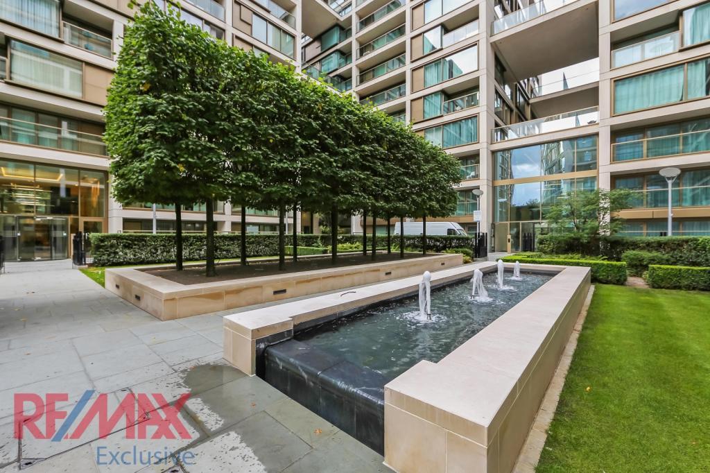 375 Kensington High Street,Garden