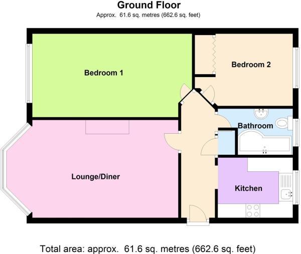Flat 2 Meachants Cou