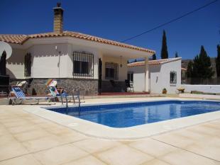 3 bed Detached Villa in Arboleas, Almería...