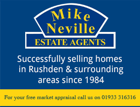 Get brand editions for Mike Neville Estate Agents, Rushden- Sales